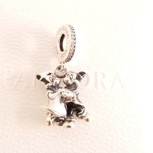 PANDORA Charm - Mickey And Minnie Dancing Disney